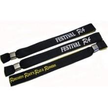 Bracelets textiles tissés