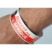Bracelet de contrôle - Marquage quadri
