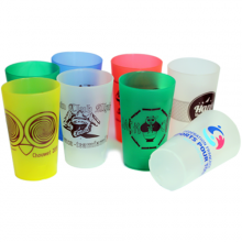 Reusable cups 25 cl/ 33cl