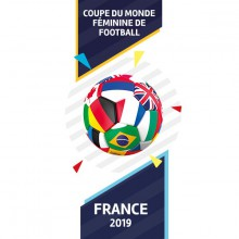 Coupe du monde féminine de football, France 2019