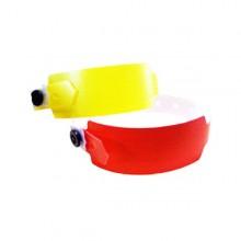 Bracelet Vinyle Commande de + 5 000ex.