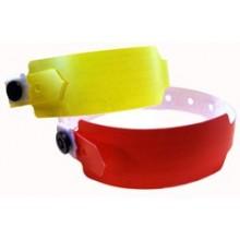 Bracelet Vinyle Avec partie élargie